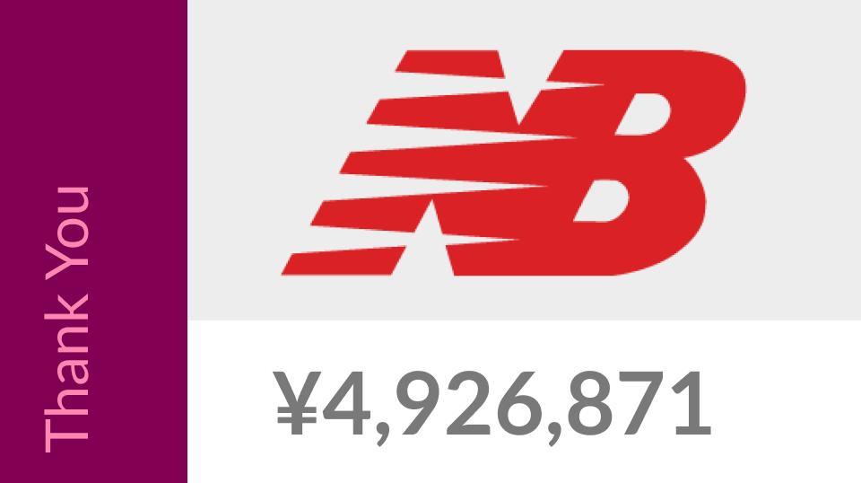 Thank You New Balance Japan! RFTC Japan